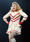 10/10/2012 - Madonna MDNA Tour At The Staples Center - Los Angeles