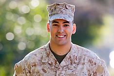 Hispanic Marine Man