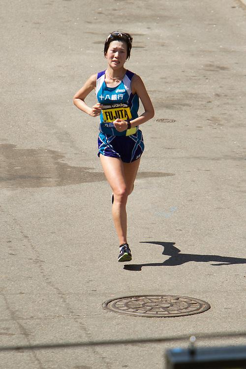 Mayumi Fujita, 7th place