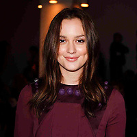 Leighton Meister front row at the Altuzarra show at Milk Studios during Mercedes-Benz fashion week 2009 on Sept. 12, 2009..Photo Credit ; Rahav Segev/Retna