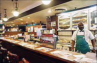 Former Howard Johnson's counter in Times Square, NYC