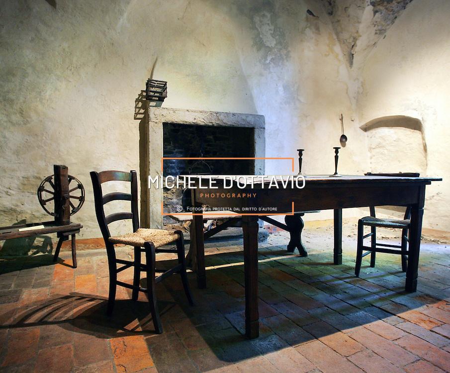 Bergamo i luoghi della cultura , Casa Natale di Gaetano Donizetti in Via Borgo Canale