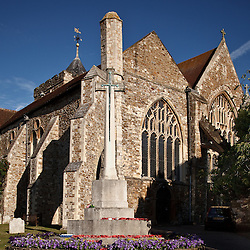 St Mary's Church, Rye, East Sussex, England