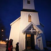 Selbu kirker