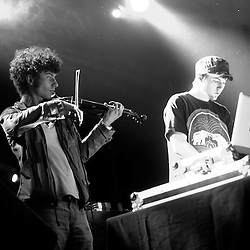 Washington, DC, November 3, 2010 - Emancipator opens for Bassnectar at a sold-out 930 Club.