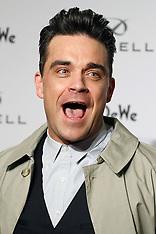 FEB 26 2013 Robbie Williams