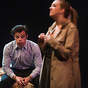 One act plays at Magnuson Theatre. (Photo by Gonzaga University)