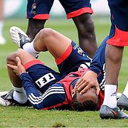 Jimmy Briand shocking injury