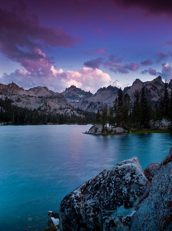Sawtooth Range, Idaho