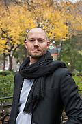 Omri Boehm NYC November 2016<br /> <br /> Photo &copy; Stefan Falke <br /> New York <br /> www.stefanfalke.com <br /> stefanfalke@mac.com <br /> 917-2149029