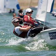 Boston College Sailing, 2012 National Championships on Lake Travis, Austin, Texas