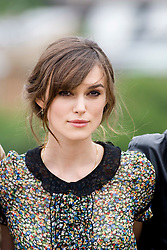 Keira Knightley at the The Edge of Love photocall at Edinburg Castle..©2007 Michael Schofield. All Rights Reserved.