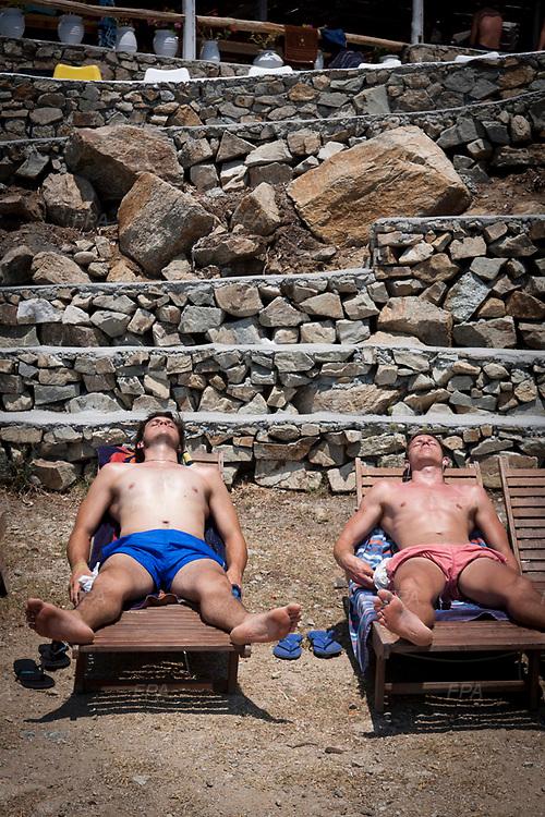24hrs in Mykonos
