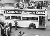 07.09.1979 Dublin Football Team visits  Guinness Factory [M89]