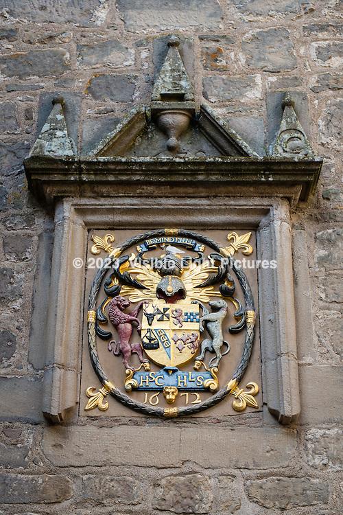 Cawdor Castle crest