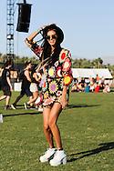 Gizele Oliveira at Coachella 2015 Day 3