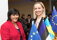 """At """"Women in the EU"""" , an event to mark International Women's Day held at European House in Dublin"""