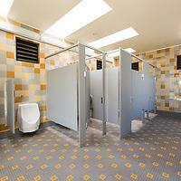 Adelante Charter School Bathroom Interiors
