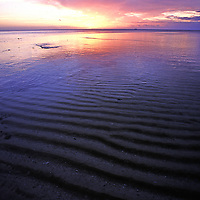 Sunset and Sandbar..Shot in Kingdom of Tonga