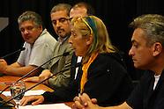Conferencia de prensa sobre Terremoto