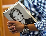 "Hillary Clinton Signs Her Books ""Hard Choices"""