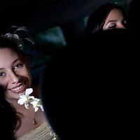 Celebracion del matrimonio entre Luis Martinez Mora y Marynes Carolina Castillo Lopez. Caracas, 11junio 2011 (ivan gonzalez)