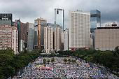 2014 - March of Democracy  Hong Kong