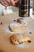 Orange Cranberry Scone
