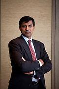 Raghuram Rajan, Distinguido Profesor de Finanzas de la Universidad de Chicago, en el 10 Simposium Internacional del Oro y el 2 Foro de Plata en el Westin en San Isidro.