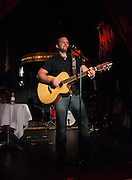 """Justin Utley opening performance included """"The Shadow of Light,"""" the theme song to the Emmy Award-winning PBS movie which he composed and performed at NGLCCNY Shining Stars Awards presented October 25, 2012."""