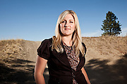"Melissa Moore, author of ""Shattered Silence: The Untold Story of a Serial Killer's Daughter"". Melissa Moore is the daughter of Keith Hunter Jesperson, the so-called ""Happy-Face Killer""."