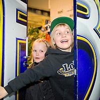 200411, Espoo. Suomen Jääkiekkoliitto, Girls Hockey Day -kuvauspäivä Barona Areenalla