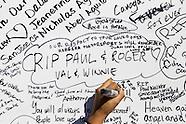 Actor Paul Walker Memorial