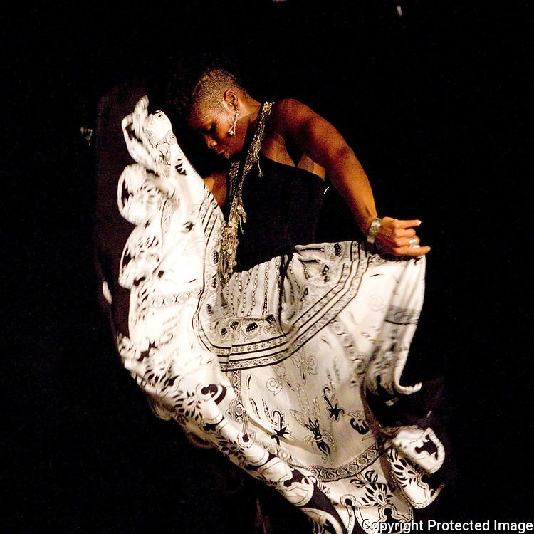 African Dance at the Festival De La Diversisdad