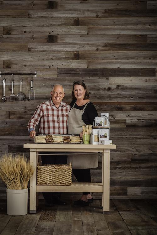 Josh and Carol Harris, Rustic Bakery   Whole Foods Market