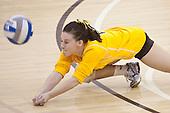 Rowan University Volleyball - Fall 2010