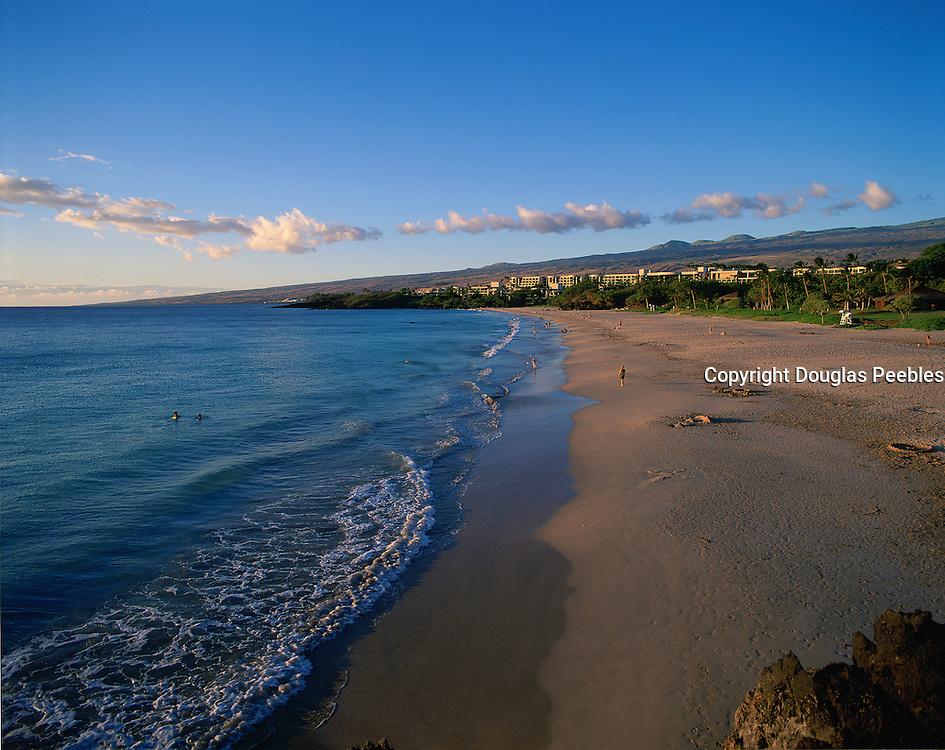 Hapuna Prince Hotel, Hapuna Beach, Kohala Coast, Island of Hawaii, Hawaii, USA<br />