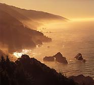 Pacific Coast, California North