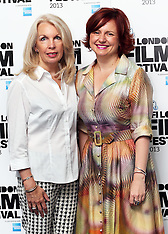 SEP 04 2013 Launch of the BFI London Film Festival