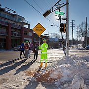 Steve Hixson Pedestrian Project