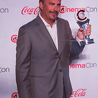 LAS VEGAS - MARCH 27: Cinema Icon Award winner, actor Kevin Costner arrives at The CinemaCon Big Screen Achievement Awards at The Caesars Palace on March 27, 2014 in Las Vegas