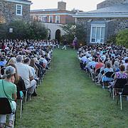 Wilmington Friends School graduates participates in Academic 267th commencement exercise Saturday, May 30, 2015, at Wilmington Friends School in Wilmington, Delaware.