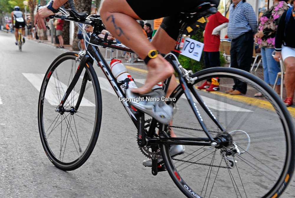 Triathlon in Santa Eulalia del Rio