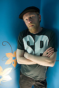 04.04.2007 Warszawa Max Cegielski pisarz dziennikarz felietonista recenzent.Fot Piotr Gesicki
