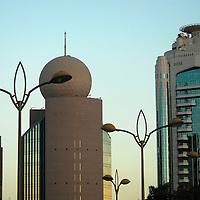 Dubai grows each minute. Beautiful buildings are built every minute around the city. Dubai.<br />
