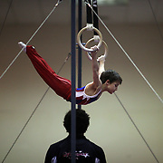Gymnastics. 21st American Invitational 2014. XL Centre. Hartford, Connecticut, USA.