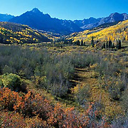 San Juan Mountains, Mount Sneffels, Dallas Divide, Colorado