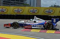 Ryan Briscoe, Shell Houston GP, Reliant Park, Houston, TX USA 6/29/2014
