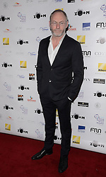 Liam Cunningham attends Zoom F1 Charity Auction and Reception at The InterContinental Hotel, Park Lane, London on Friday 16 January 2015