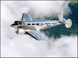 C-45, also known as a Beech 18